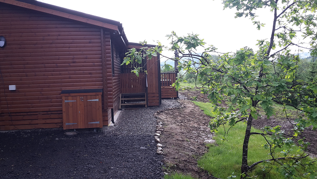 The Teaglach lodge