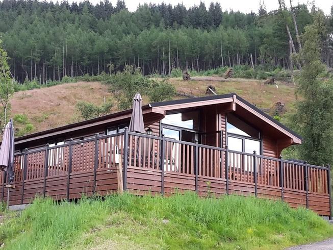 The Sòghail lodge