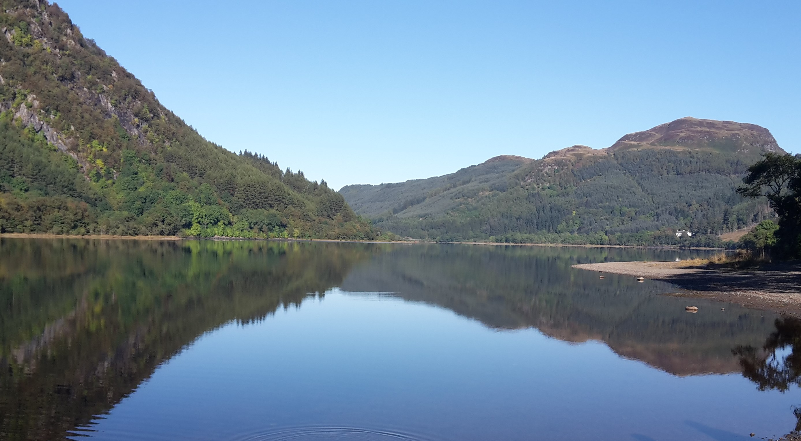 A Picture Paints a Thousand Words - Loch Lomond & Trossachs National Park