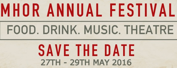 Looking forward to Mhor Festival 2016