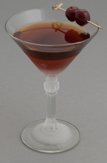 How to make a Rob Roy MacGregor Cocktail - Slàinte mhor!