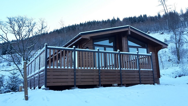 March Offers at Balquhidder Mhor Luxury Lodge