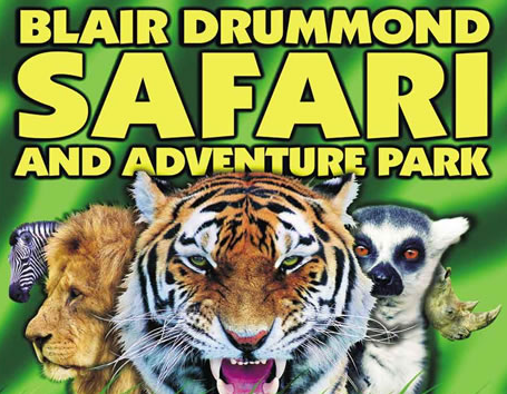 "Blair Drummond Safari Park - Experience ""the wildest day out in Scotland"""